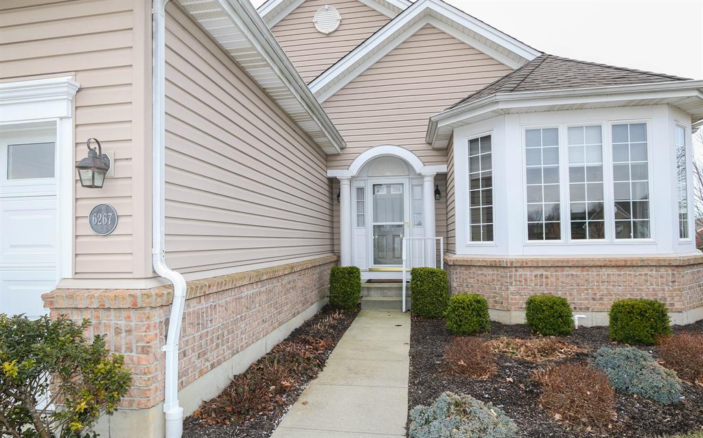 Entrance for 6267 Thicket Lake Ln Maineville, OH 45039
