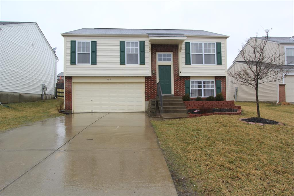 Exterior (Main) for 668 Berlander Dr Independence, KY 41051