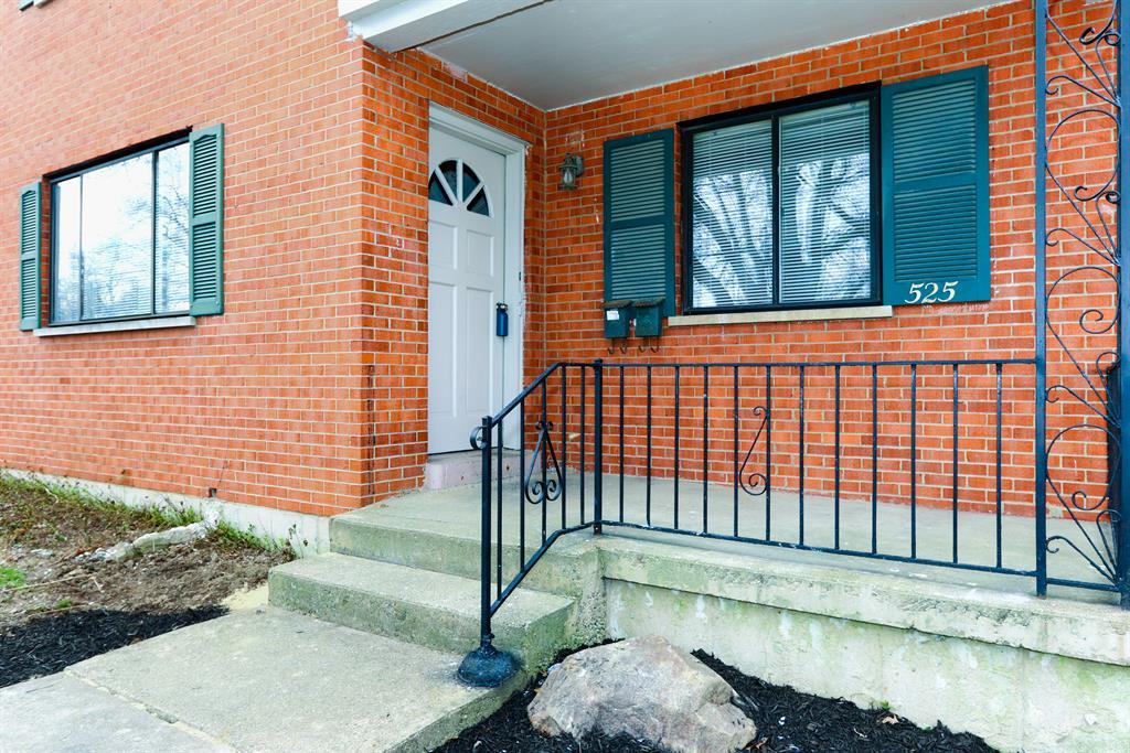 Entrance for 525 Rosary Erlanger, KY 41018