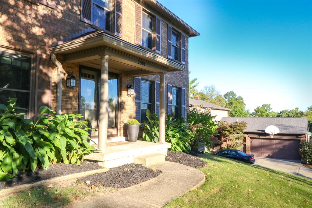 Entrance for 3301 Boxwood Cir Evendale, OH 45241