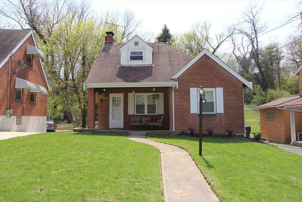 Exterior (Main) for 1405 Amsterdam Rd Park Hills, KY 41011