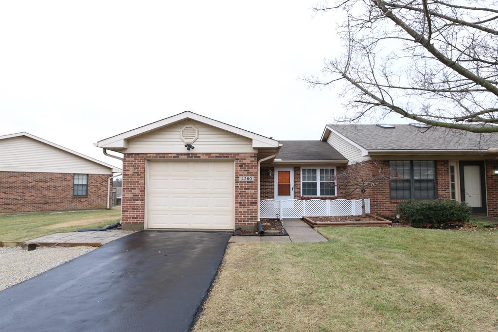 Exterior (Main) for 4260 Mallard Ct Middletown, OH 45044