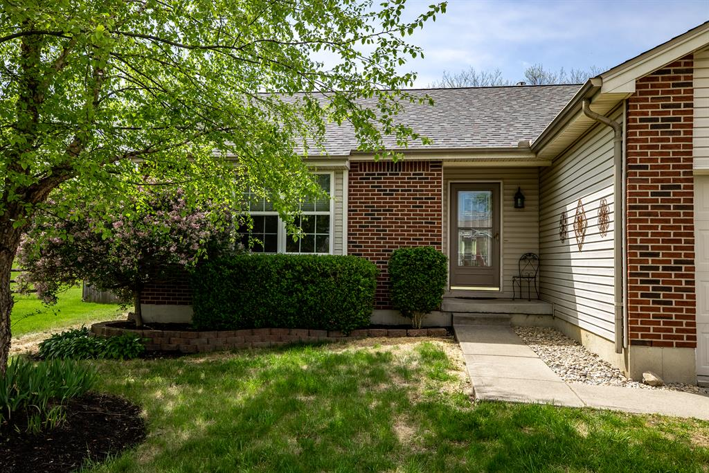 Entrance for 3201 Springview Drive Fairfield Twp., OH 45011