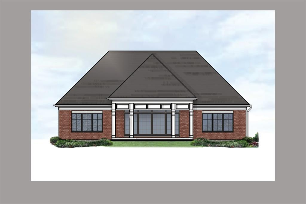 Exterior (Rear) for 9503 Cooper Ln Blue Ash, OH 45242