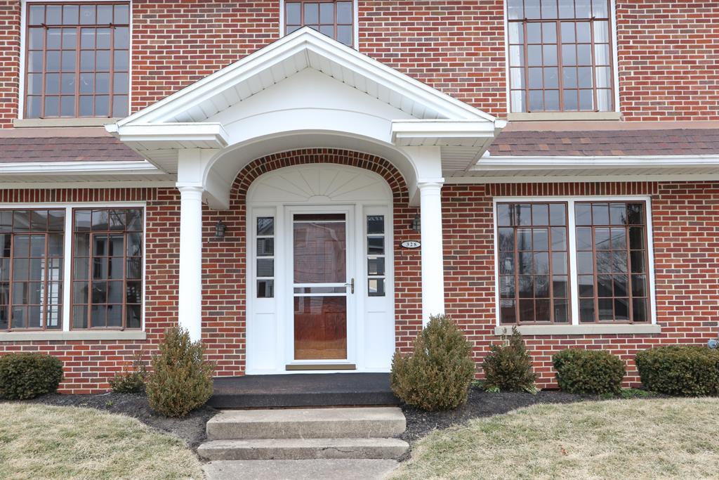 Entrance for 328 E Walnut St Covington, OH 45318