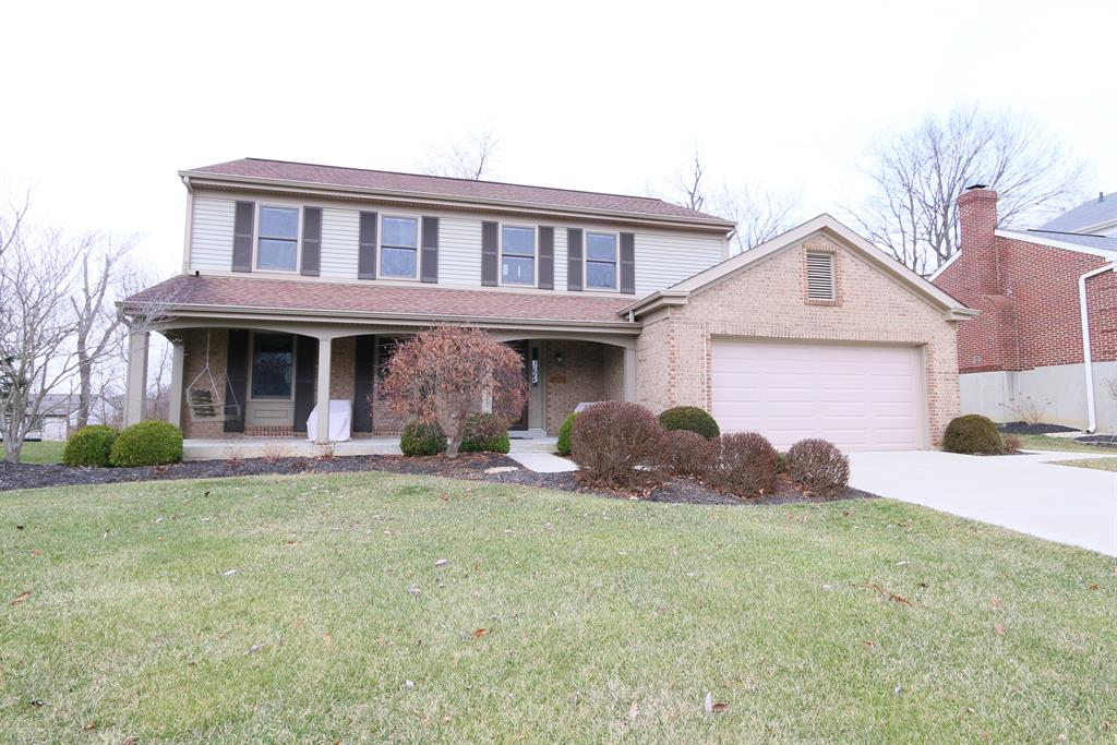 Exterior (Main) for 3608 Oxford Ct Erlanger, KY 41018