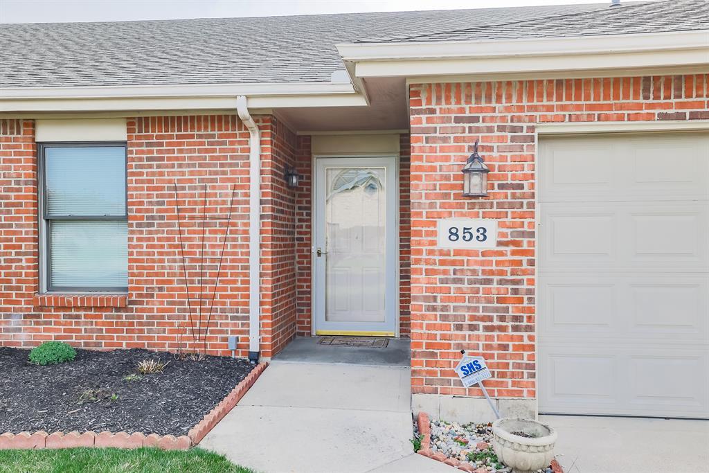 Entrance for 853 Dorothy Ln Brookville, OH 45309