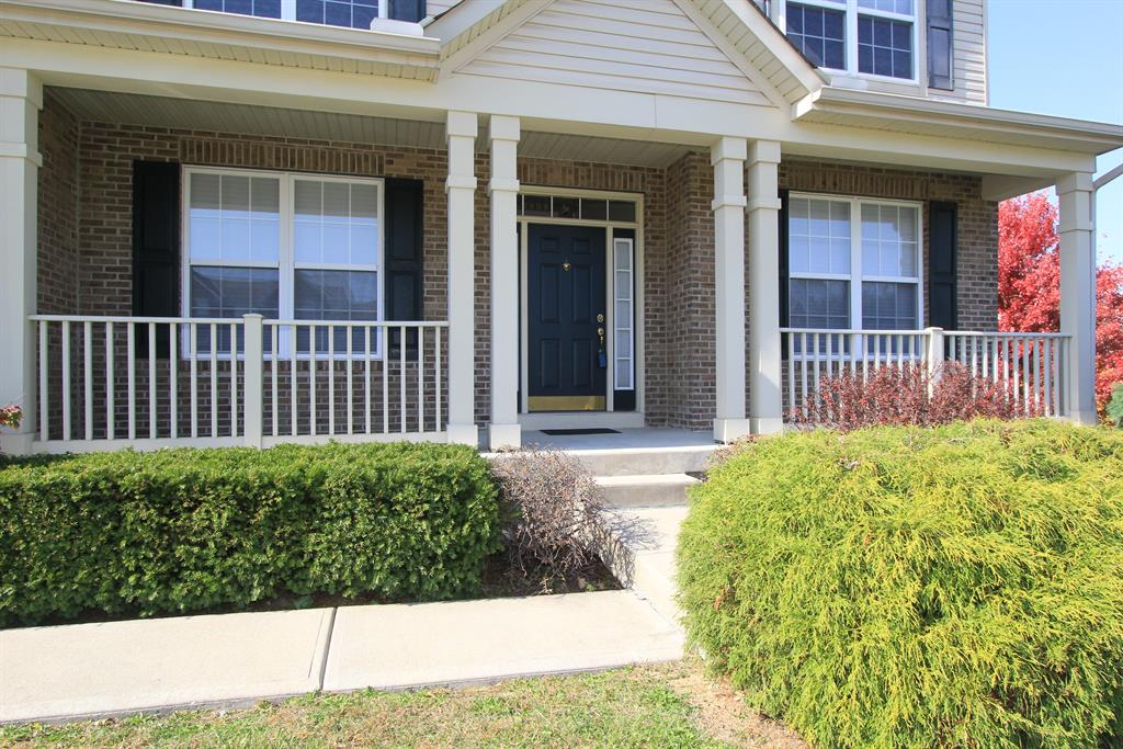 Entrance for 4879 Open Meadow Dr Independence, KY 41051