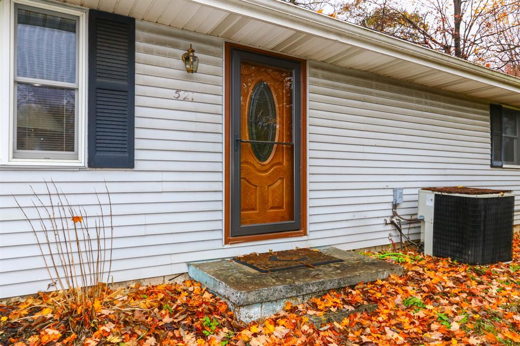 Entrance for 521 Stevenson Rd Erlanger, KY 41018