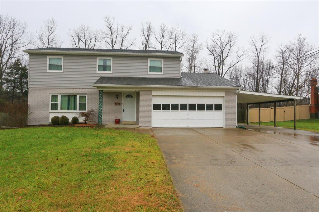 Exterior (Main) for 8345 Vicksburg Dr Sycamore Twp., OH 45249