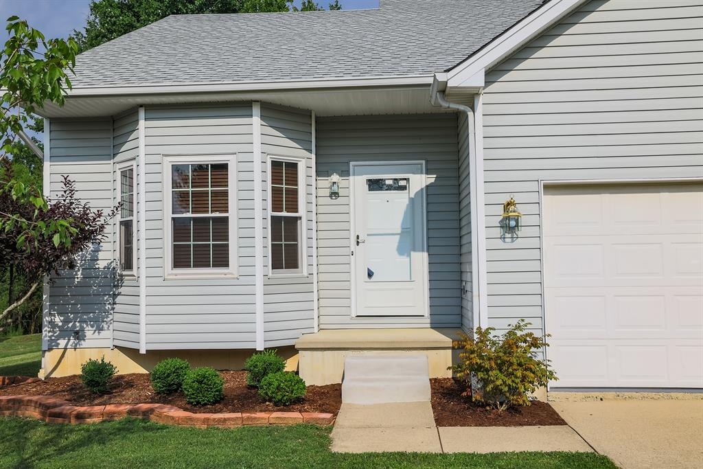Entrance for 18 Heron Drive Amelia, OH 45102
