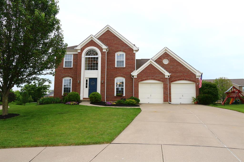 Exterior (Main) for 1513 Shirepeak Way Independence, KY 41051
