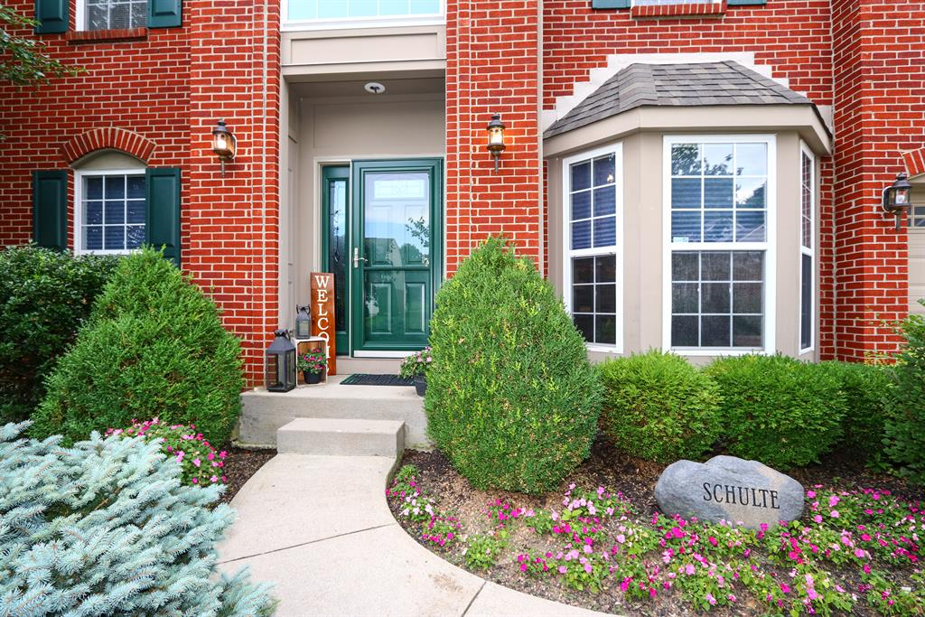 Entrance for 10129 Whittlesey Dr Union, KY 41091