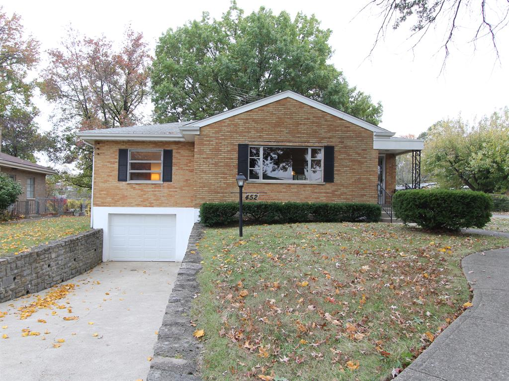 Exterior (Main) for 452 Forest Ave Erlanger, KY 41018