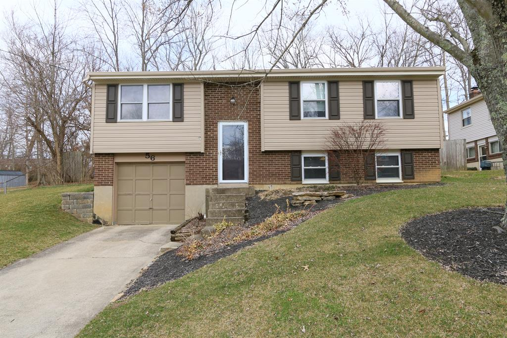 Exterior (Main) for 56 Sherwood Dr Independence, KY 41051