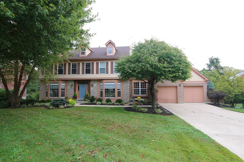 Exterior (Main) for 891 Riverwatch Dr Crescent Springs, KY 41017
