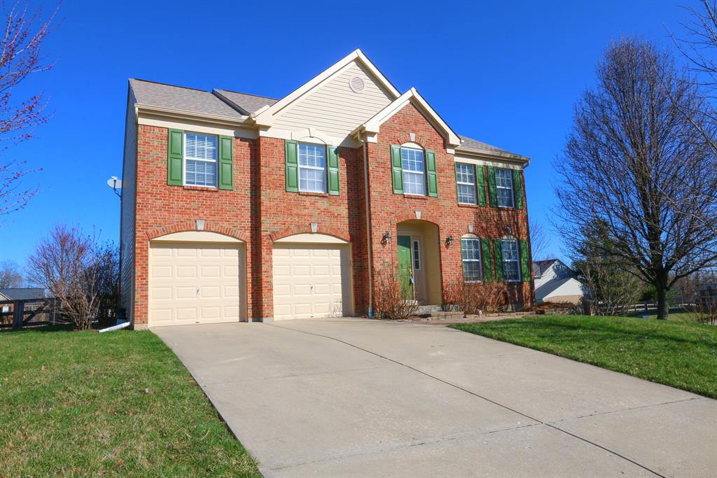 Exterior (Main) for 6176 Fox Run Ln Florence, KY 41042