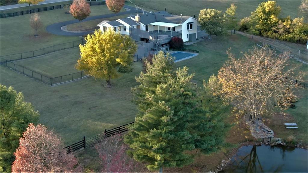 Aerial Photo 2 for 1540 Boyle Road Hanover Twp., OH 45013