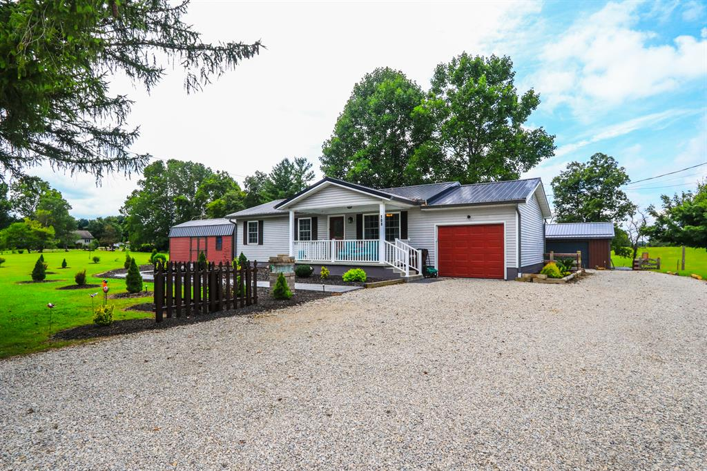 Exterior (Main) 2 for 101 Arey Rd Peebles, OH 45660