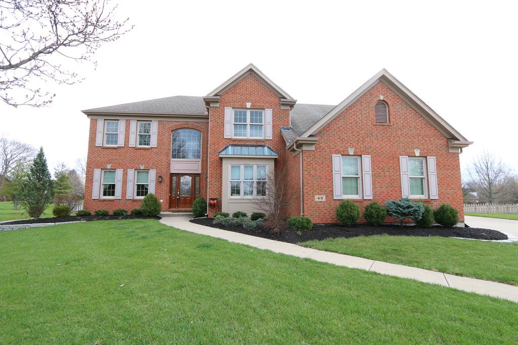 45 Colonial Wy Springboro, OH