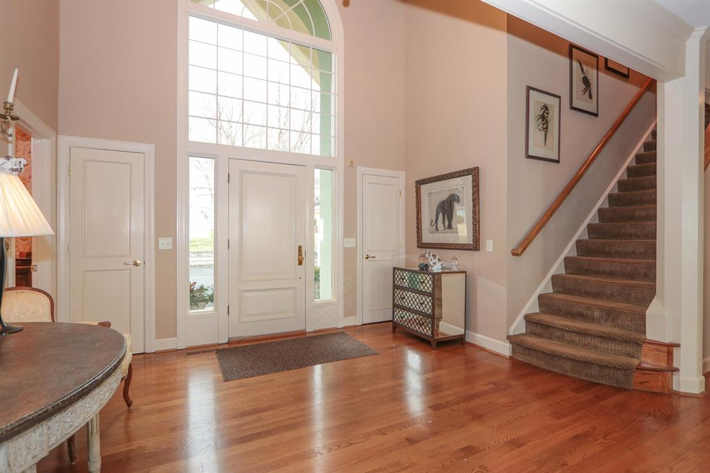 Foyer for 7735 Rock Hill Ln Indian Hill, OH 45243
