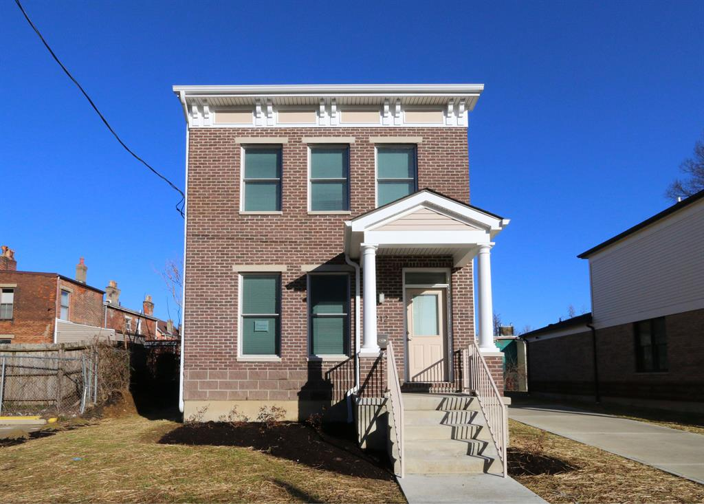 Exterior (Main) for 212 E Robbins St, Lot 9 Covington, KY 41011