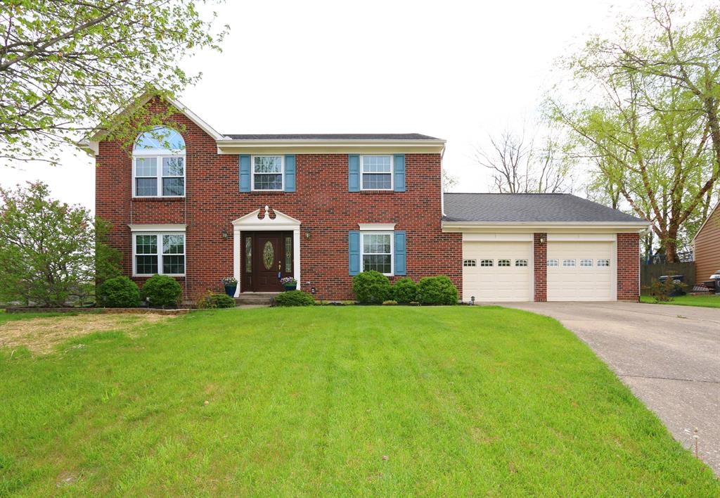 Exterior (Main) for 3121 Kirkpatrick Ct Burlington, KY 41005