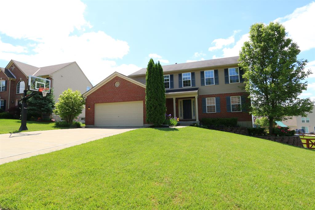 Exterior (Main) for 7547 Harvestdale Ln Florence, KY 41042