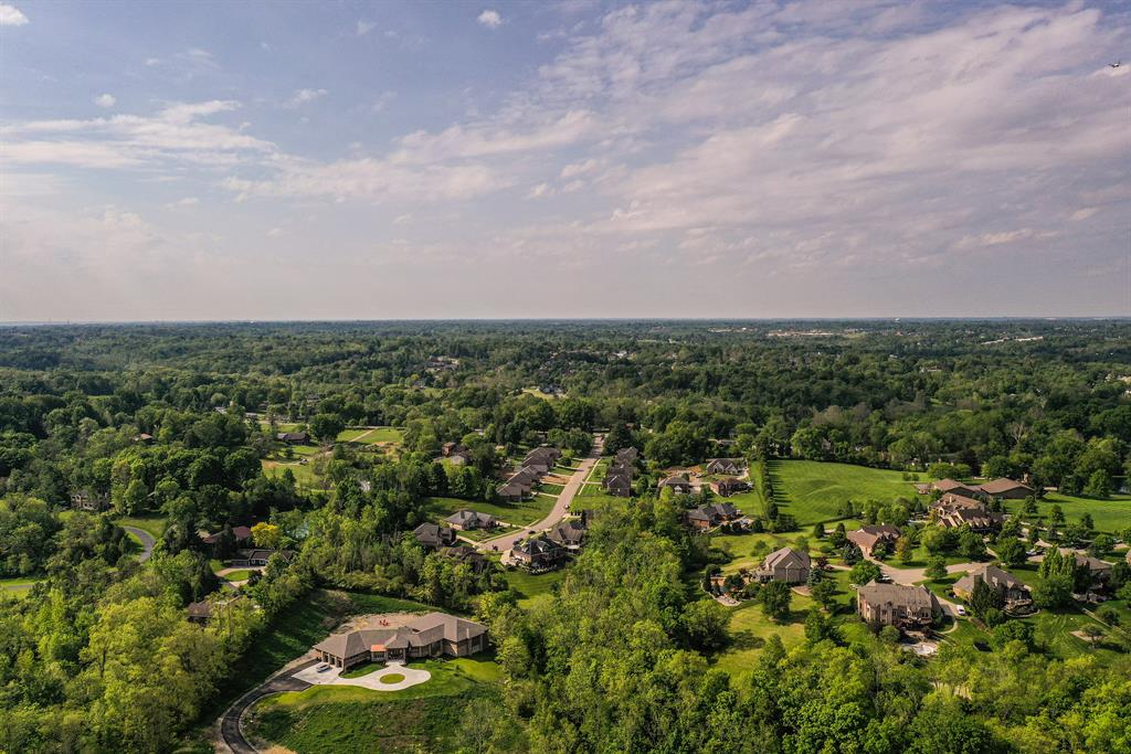 Aerial Photo for 7574 Lot #15 Copper Creek Lane White Oak, OH 45247