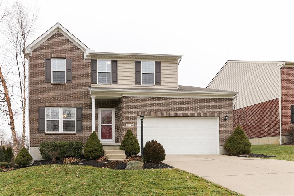 Exterior (Main) for 2756 Parkerridge Dr Independence, KY 41051