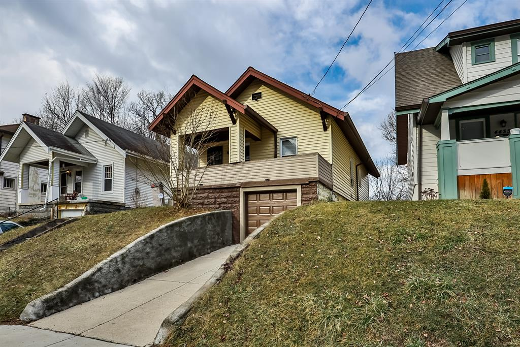 Exterior (Main) 2 for 4433 Innes Avenue Northside, OH 45223
