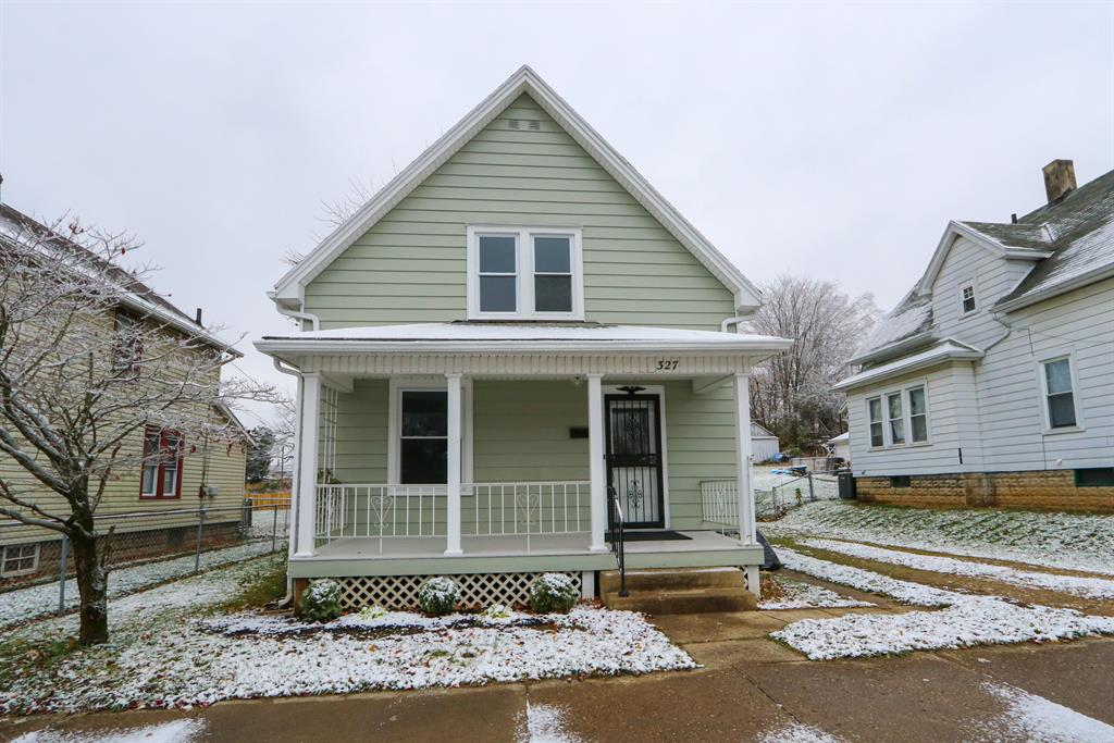 327 S Greenmount Ave Springfield, OH