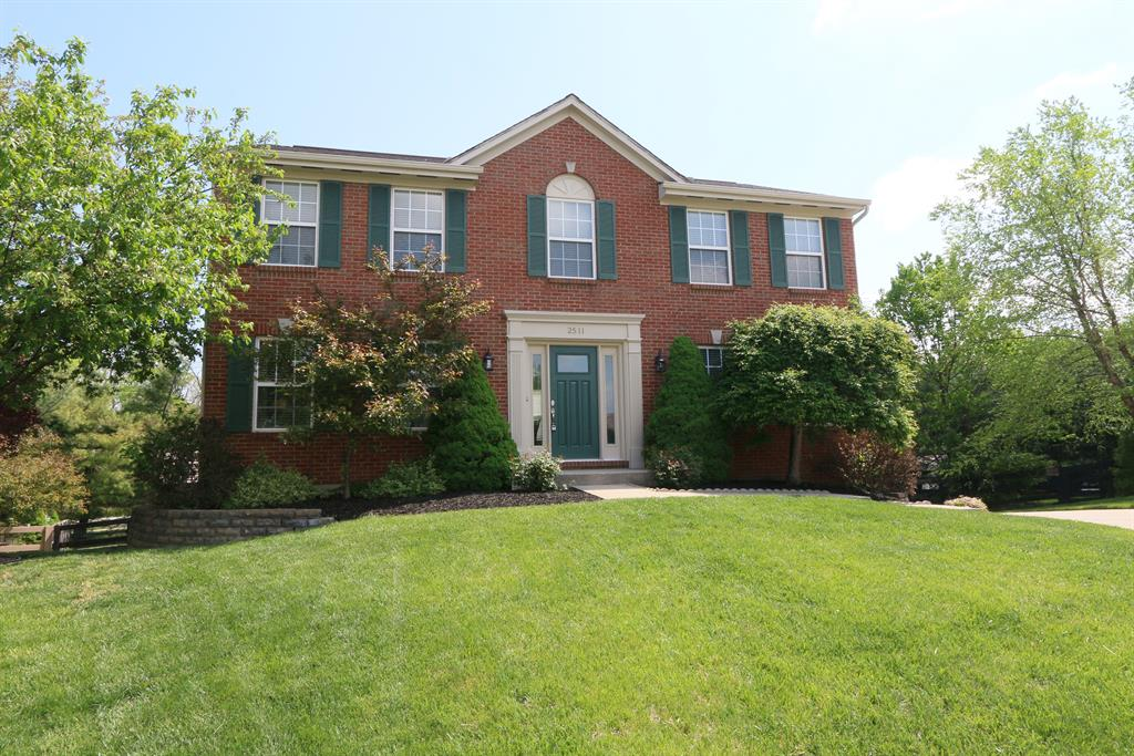 Exterior (Main) for 2511 Spring Mill Pl Burlington, KY 41005