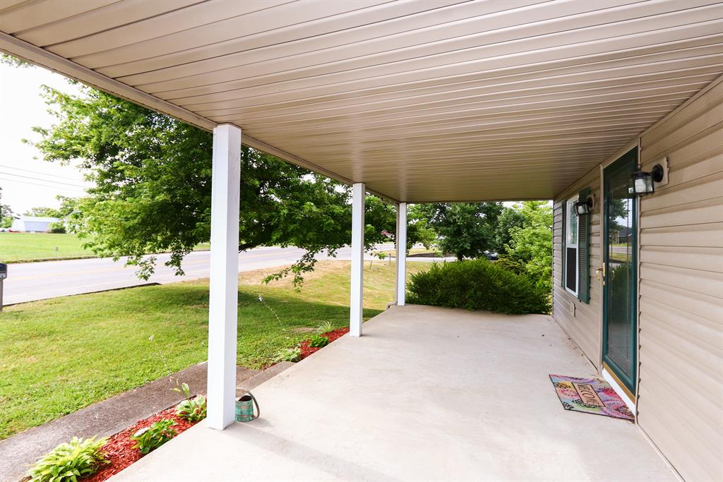 Porch for 407 Bielby Rd Lawrenceburg, IN 47025