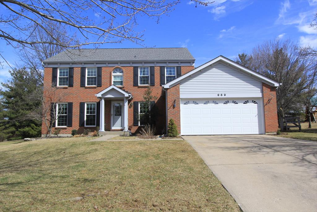 Exterior (Main) for 969 Lakeway Ct Union, KY 41091