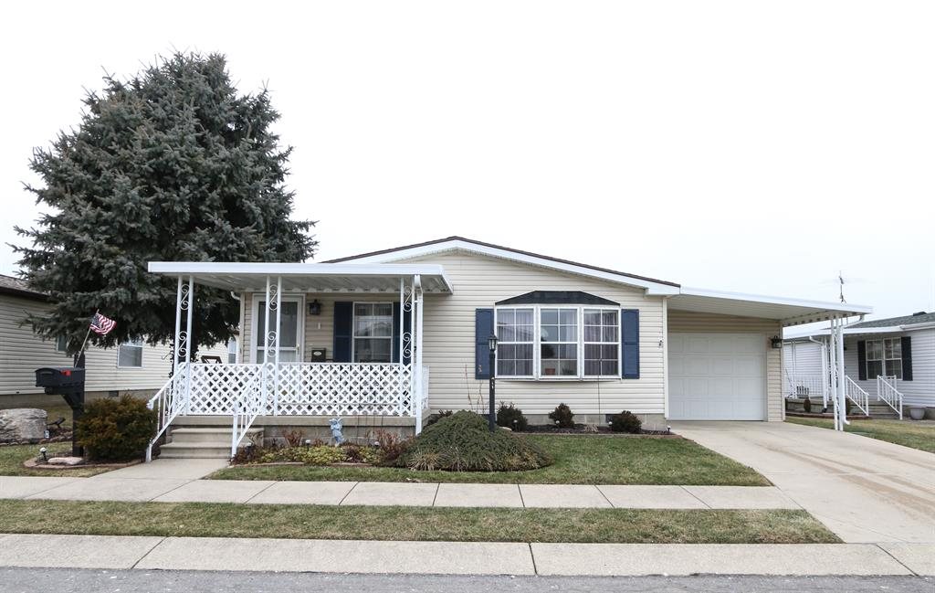 Exterior (Main) for 223 Heather Ln Fairborn, OH 45324