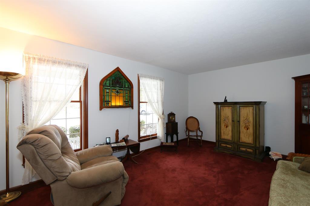 Living Room for 481 Shady Glenn Monroe Twp., OH 45157