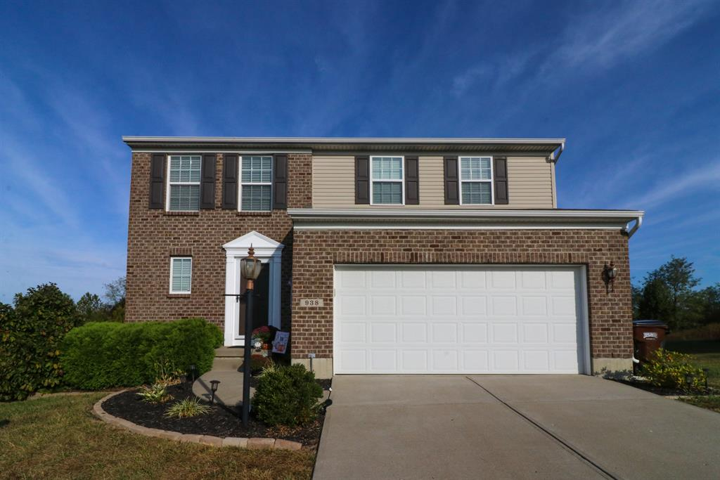 Exterior (Main) for 938 Ally Way Independence, KY 41051