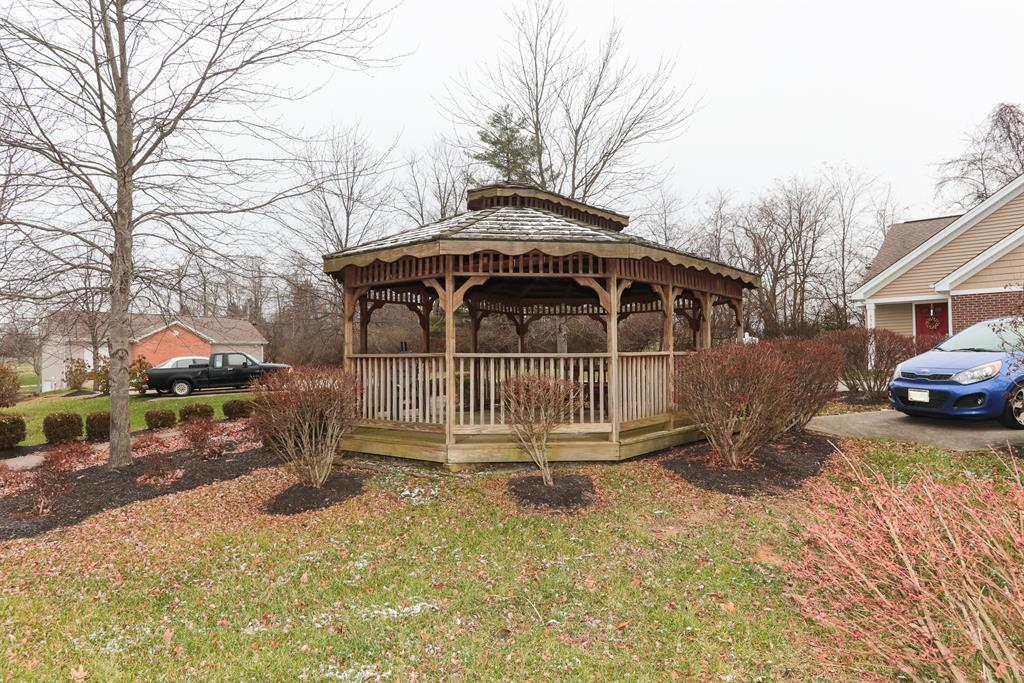 Gazebo for 3990 3995 Mt Moriah Dr Union Twp. (Clermont), OH 45245