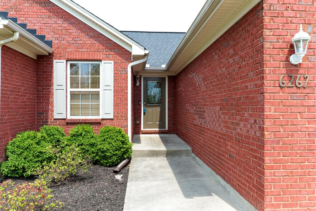 Entrance for 6267 Martys Trail Independence, KY 41051