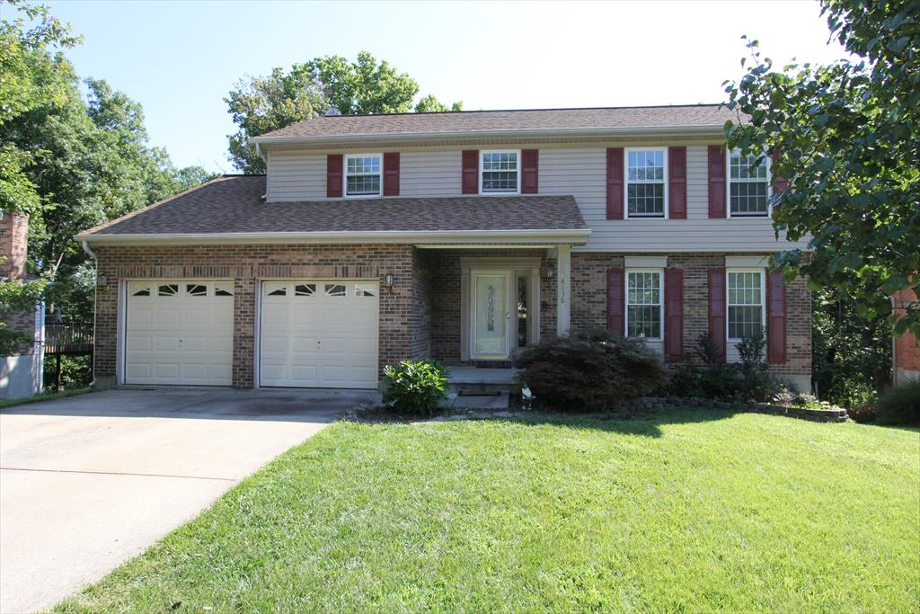 Exterior (Main) for 4138 Farmwood Ct Erlanger, KY 41018