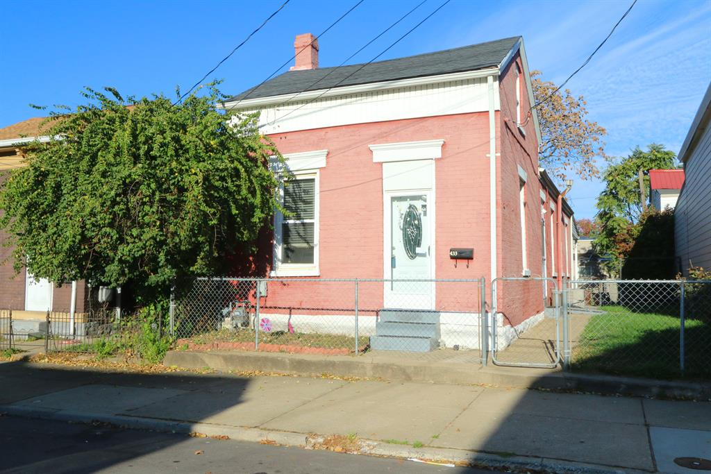 Exterior (Main) for 433 Thornton St Newport, KY 41071