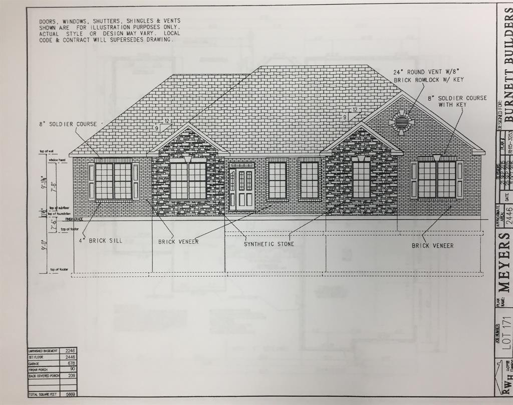 Floor Plan for 1 Alert New London Rd Morgan Twp., OH 45053