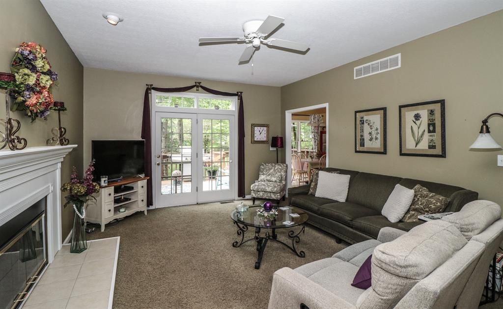 Living Room for 26010 Arbor Lake Dr Batesville , IN 47006