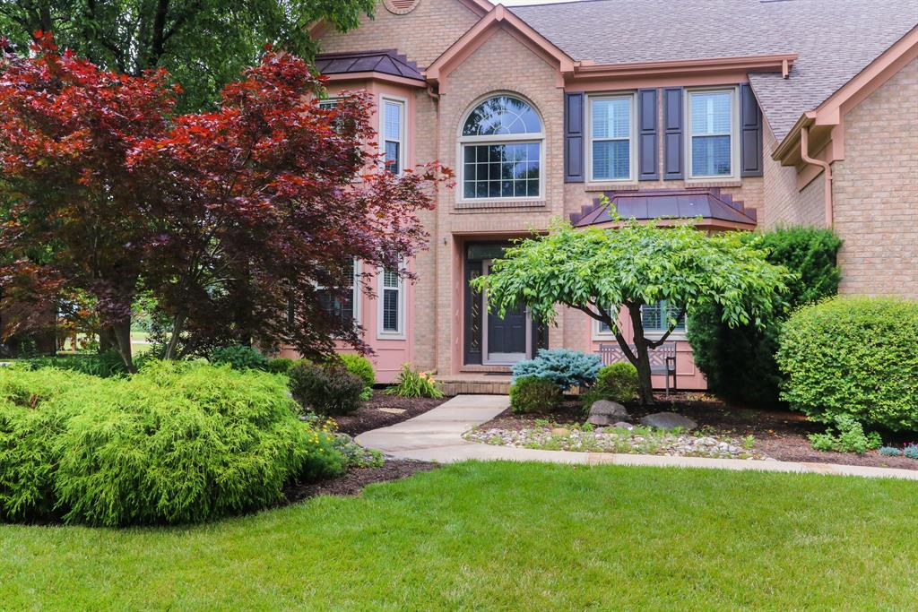 Entrance for 4000 St Andrews Ct Mason, OH 45040