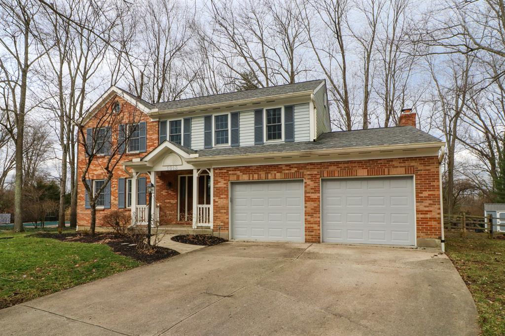 Exterior (Main) 2 for 1013 Duxbury Ct Anderson Twp., OH 45255