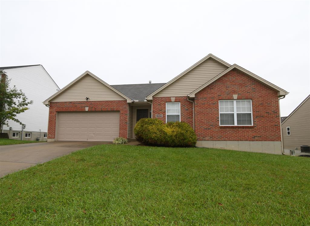 Exterior (Main) for 2108 Bluestem Dr Burlington, KY 41005