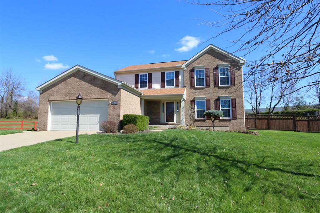 Exterior (Main) for 2527 Bethlehem Ln Hebron, KY 41048