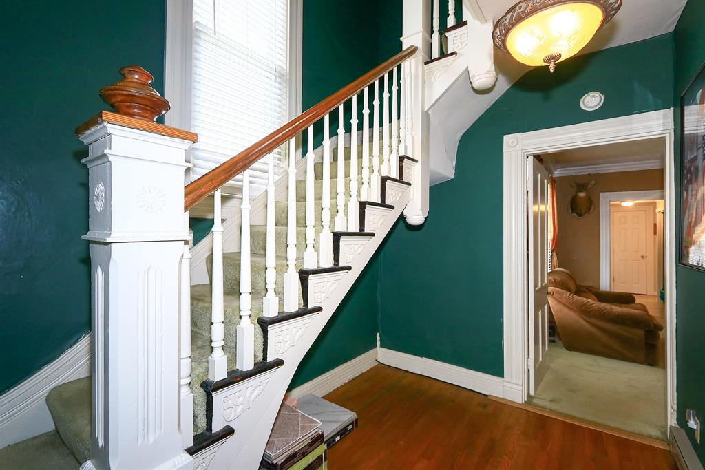 Foyer image 2 for 1675 Old New Liberty Rd Owenton, KY 40359