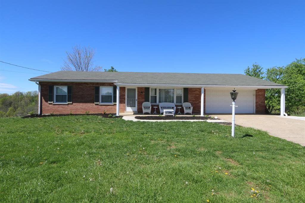 Exterior (Main) for 43 Roselawn Dr Williamstown, KY 41097